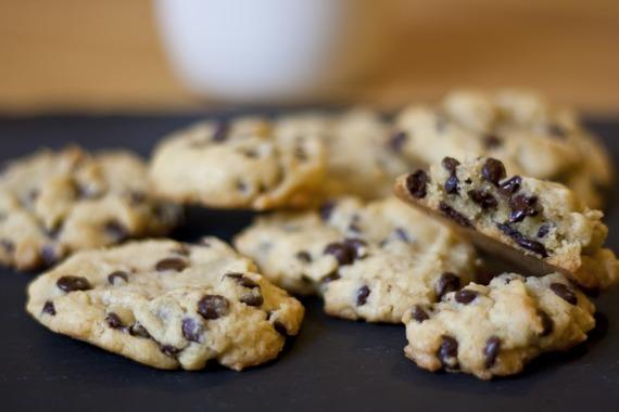 Chocolate chip cookies rezept deutsch