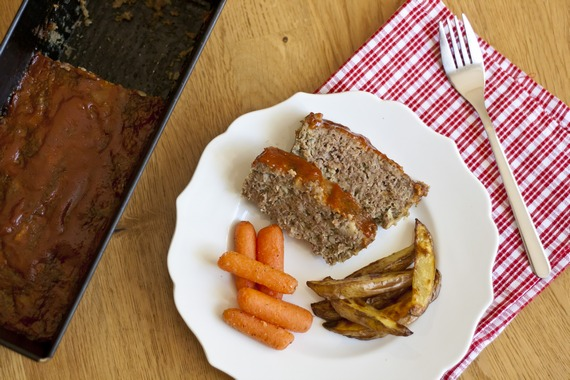 The Classic Meatloaf | My Little Gourmet