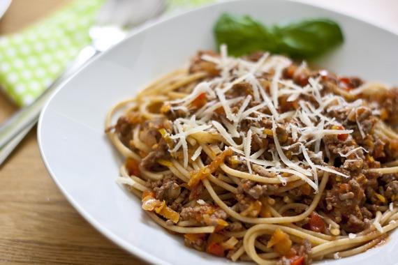 Spaghetti Bolognese | My Little Gourmet